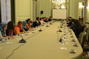 Panel sobre Diálogo Interreligioso y Política organizado entre GEMRIP, RILEP y la Secretaría de Cultos de la Nación (2015)