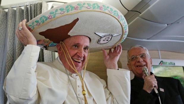 ¿A qué vino Francisco a México?