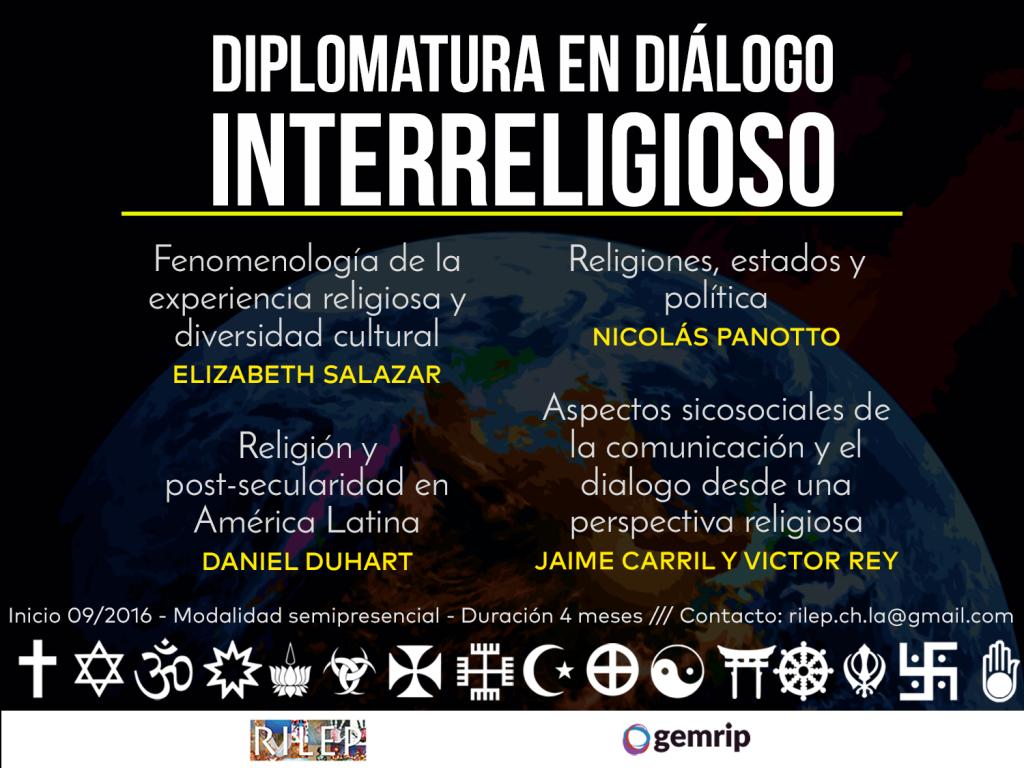 Promo Diplomatura en Diálogo Interreligioso2