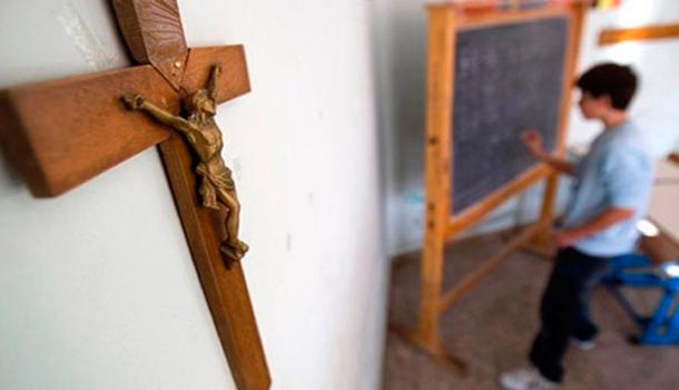 ¿Religión en las escuelas?