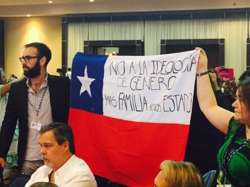 Voces religiosas ganando espacio público. Reflexiones post Asamblea OEA 2017
