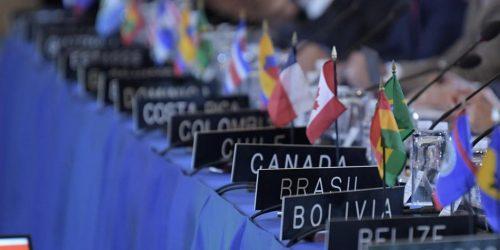 Incidencia religiosa en la OEA: entre agendas en tensión y denuncias con pobreza democrática