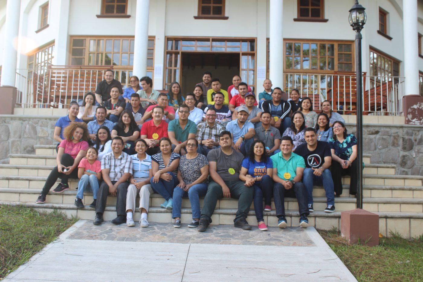 Actividades de GEMRIP en Honduras