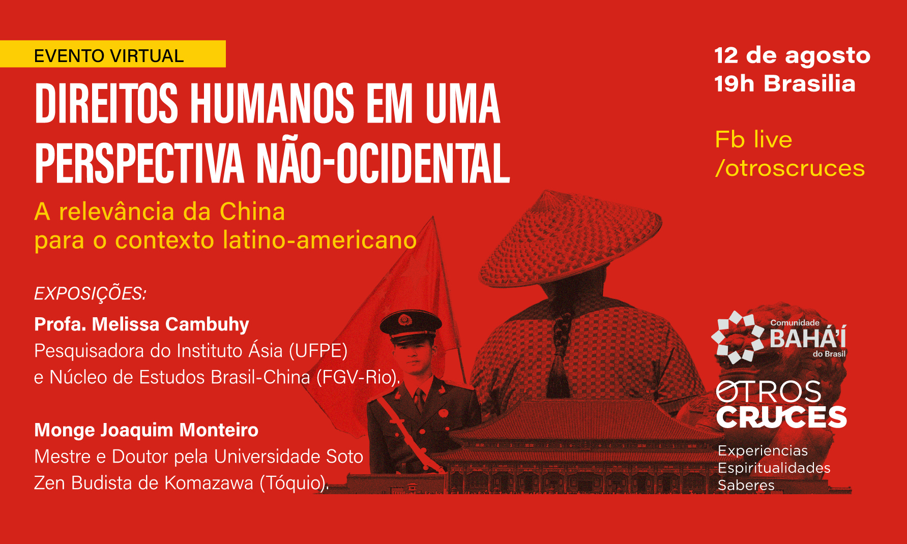 Direitos Humanos em uma perspectiva não-ocidental: a relevância da China para o contexto latino-americano.